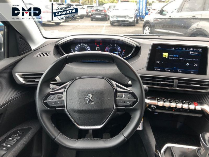 Peugeot 5008 1.5 Bluehdi 130ch E6.c Active Business S&s - Visuel #7