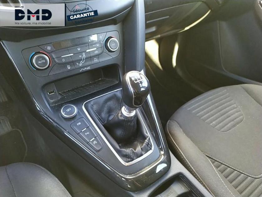 Ford Focus 1.6 Tdci 115ch Stop&start Titanium - Visuel #8