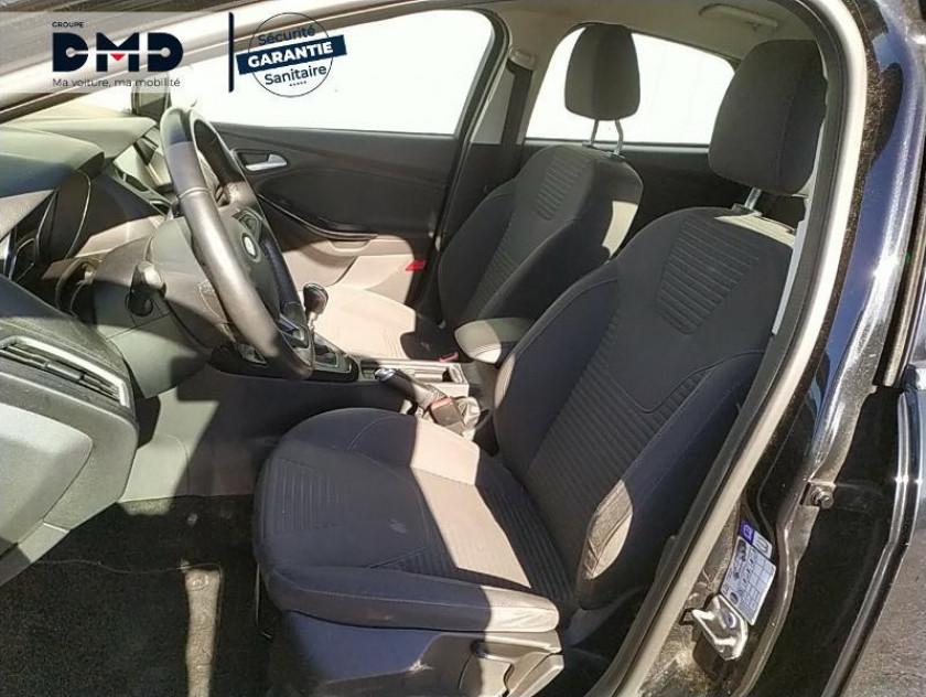 Ford Focus 1.6 Tdci 115ch Stop&start Titanium - Visuel #9