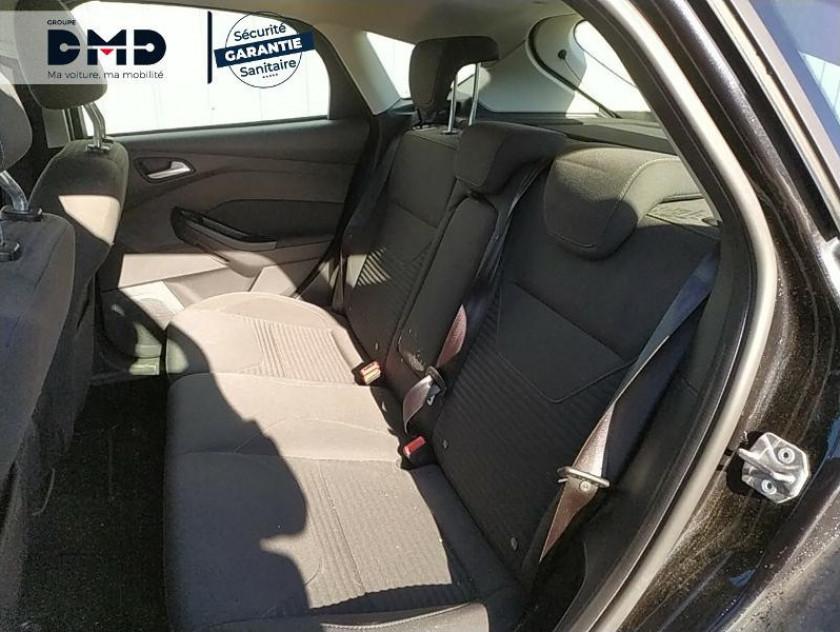Ford Focus 1.6 Tdci 115ch Stop&start Titanium - Visuel #10