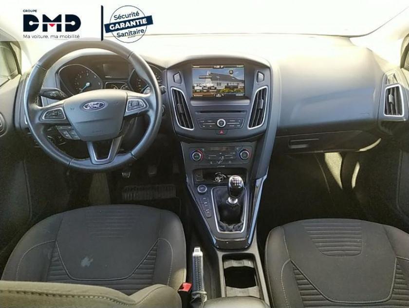 Ford Focus 1.6 Tdci 115ch Stop&start Titanium - Visuel #5
