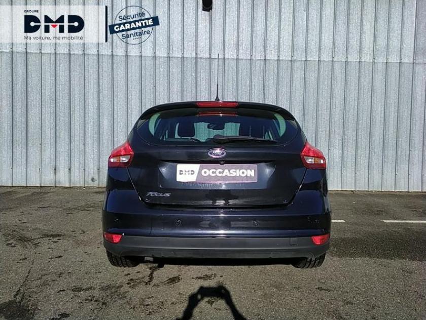 Ford Focus 1.6 Tdci 115ch Stop&start Titanium - Visuel #11