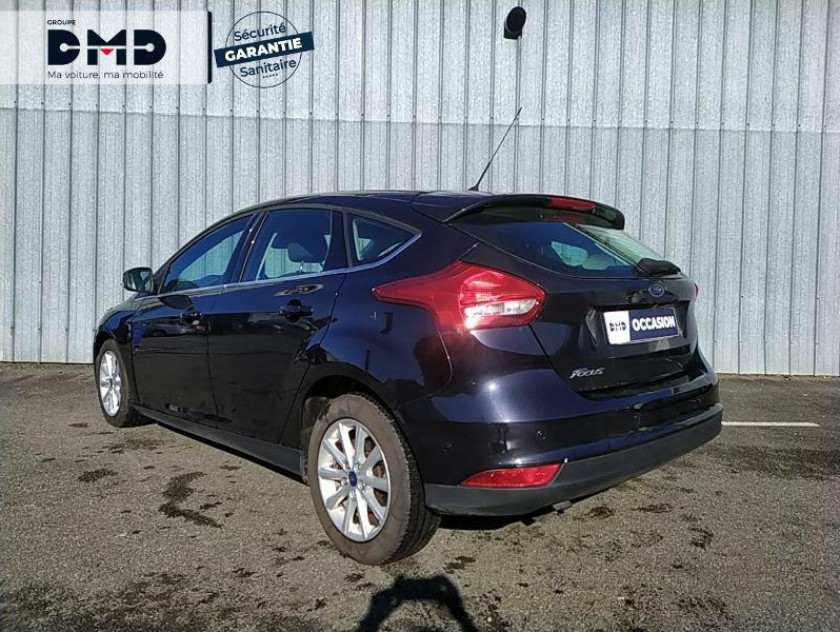 Ford Focus 1.6 Tdci 115ch Stop&start Titanium - Visuel #3