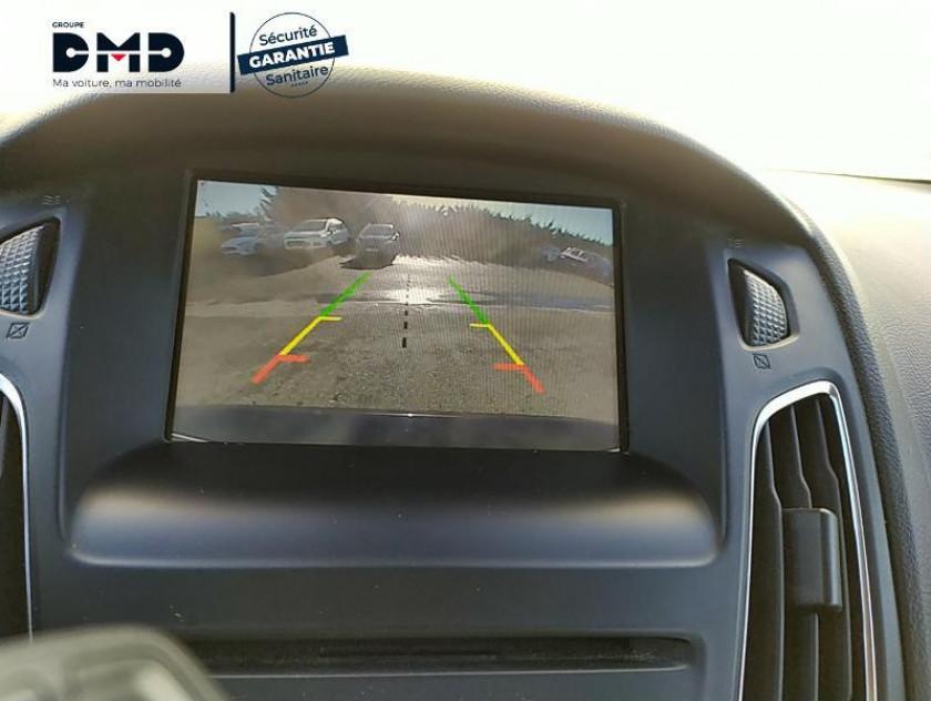 Ford Focus 1.6 Tdci 115ch Stop&start Titanium - Visuel #15