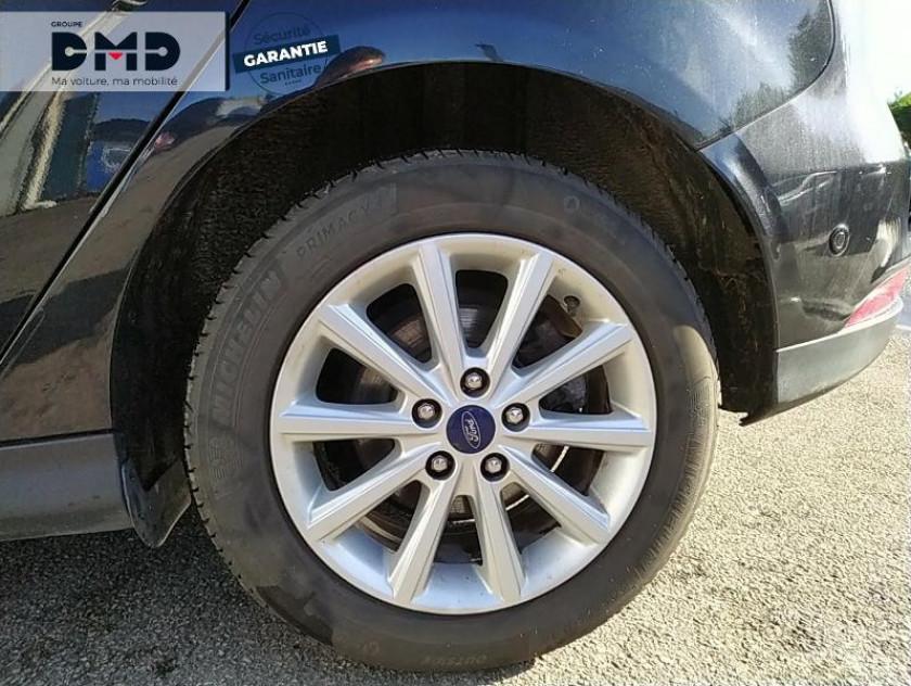 Ford Focus 1.6 Tdci 115ch Stop&start Titanium - Visuel #13