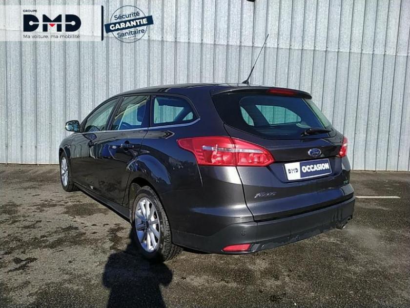 Ford Focus Sw 1.5 Ecoboost 182ch Stop&start Titanium - Visuel #3