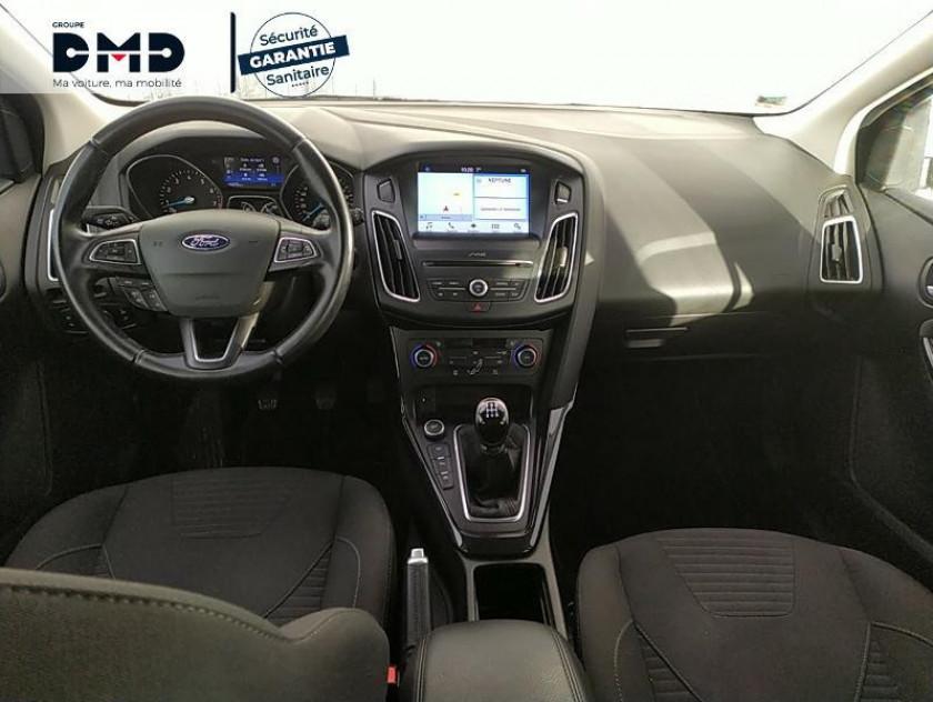 Ford Focus Sw 1.0 Ecoboost 100ch Stop&start Titanium - Visuel #5