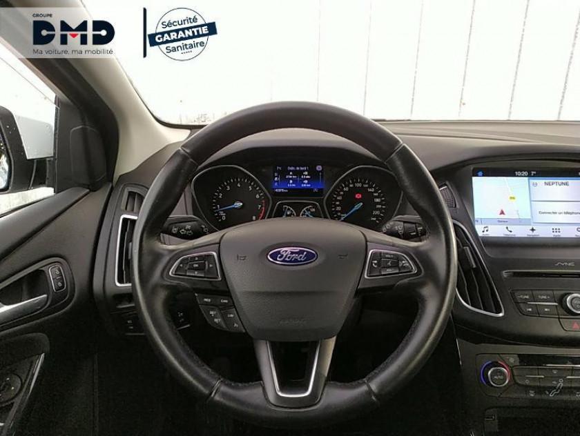 Ford Focus Sw 1.0 Ecoboost 100ch Stop&start Titanium - Visuel #7