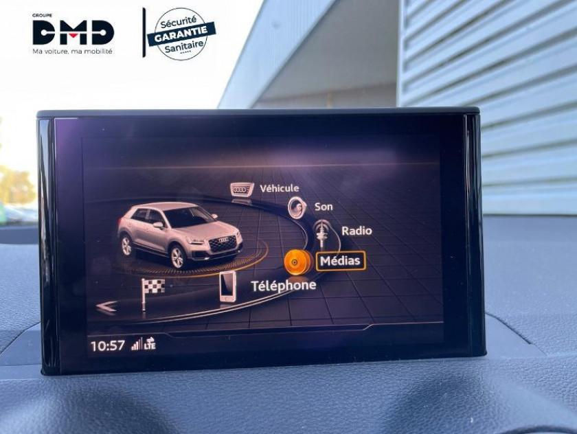 Audi Q2 30 Tdi 116ch Sport S Tronic 7 Euro6d-t - Visuel #6