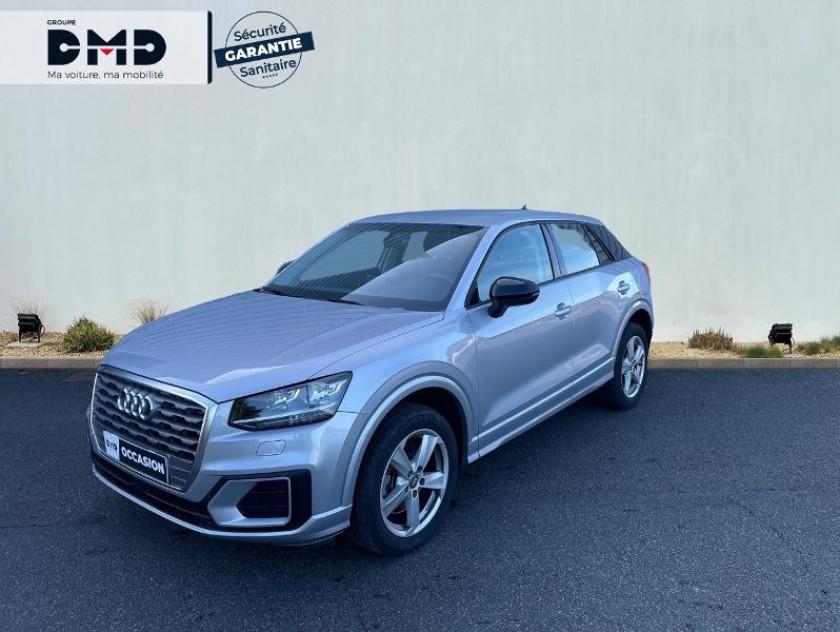Audi Q2 30 Tdi 116ch Sport S Tronic 7 Euro6d-t - Visuel #1