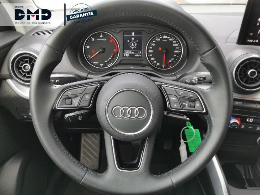 Audi Q2 30 Tdi 116ch S Line S Tronic 7 Euro6d-t - Visuel #7