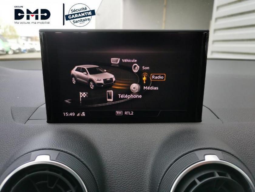 Audi Q2 30 Tdi 116ch S Line S Tronic 7 Euro6d-t - Visuel #6