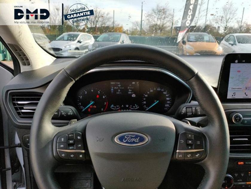 Ford Focus Sw 1.0 Ecoboost 125ch Titanium Bva - Visuel #7