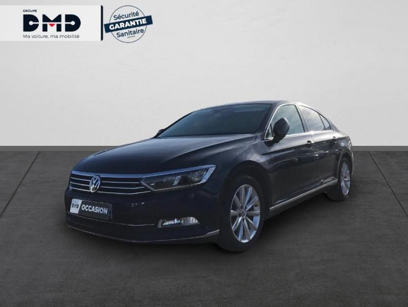 Volkswagen Passat 2.0 Tdi 190ch Bluemotion Technology Carat Dsg6 - Visuel #1