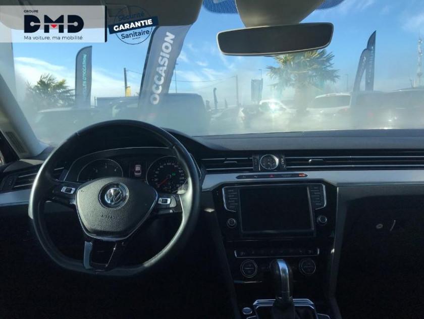 Volkswagen Passat 2.0 Tdi 190ch Bluemotion Technology Carat Dsg6 - Visuel #5