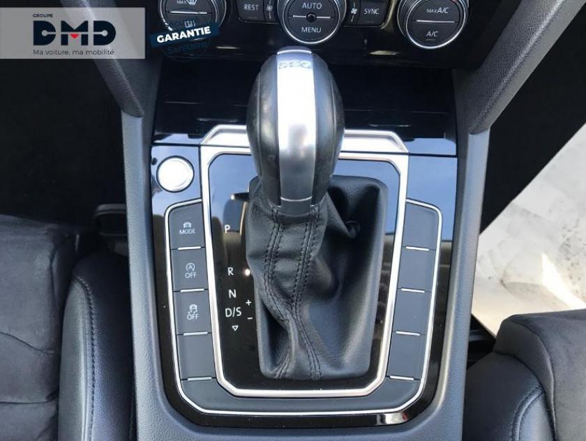 Volkswagen Passat 2.0 Tdi 190ch Bluemotion Technology Carat Dsg6 - Visuel #8
