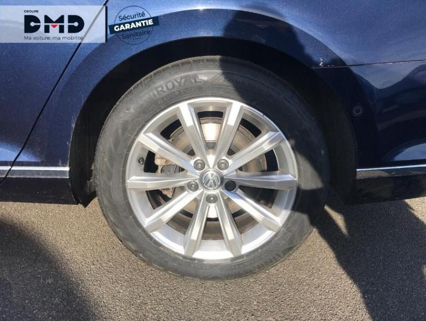 Volkswagen Passat 2.0 Tdi 190ch Bluemotion Technology Carat Dsg6 - Visuel #13