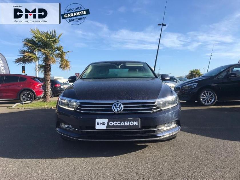 Volkswagen Passat 2.0 Tdi 190ch Bluemotion Technology Carat Dsg6 - Visuel #4