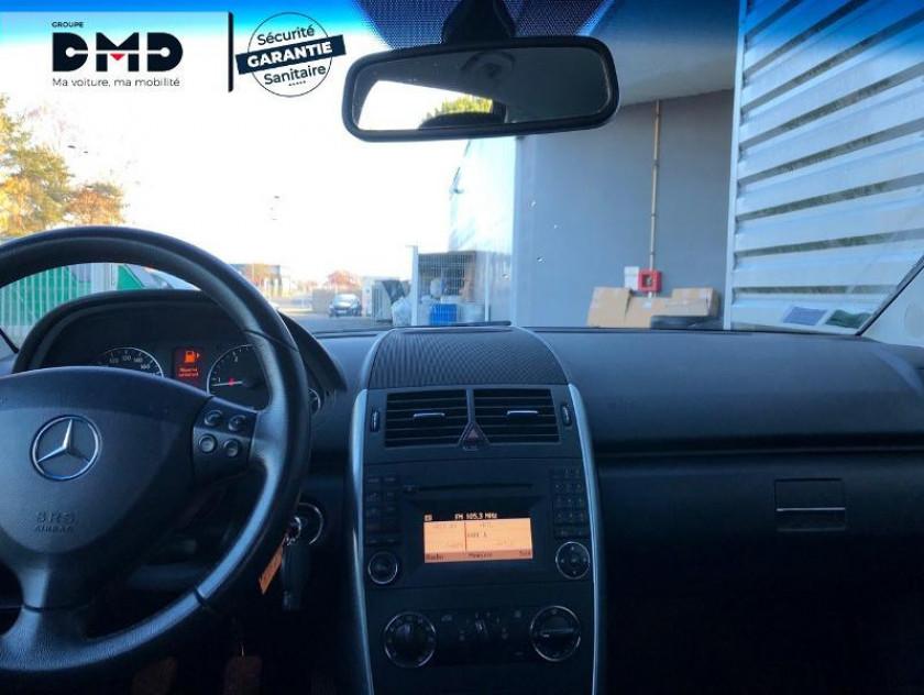 Mercedes-benz Classe A 180 Cdi Avantgarde - Visuel #5