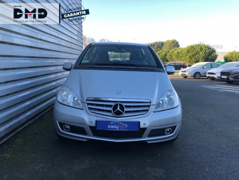 Mercedes-benz Classe A 180 Cdi Avantgarde - Visuel #4