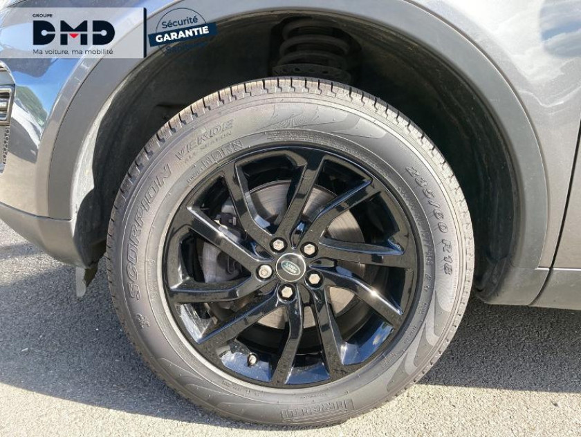 Land Rover Discovery Sport 2.0 Td4 150ch Awd Se Bva Mark I - Visuel #13