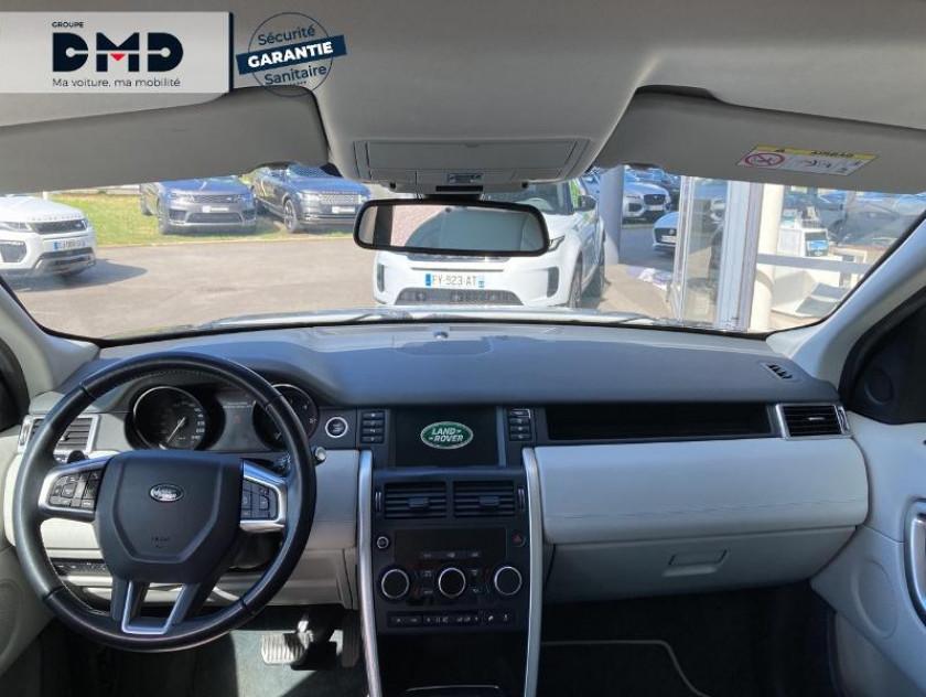 Land Rover Discovery Sport 2.0 Td4 150ch Awd Se Bva Mark I - Visuel #5