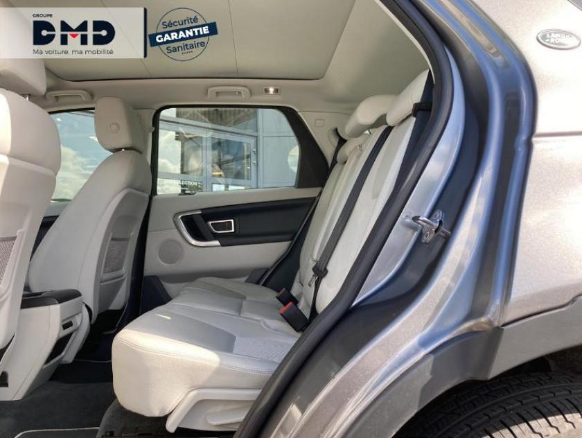 Land Rover Discovery Sport 2.0 Td4 150ch Awd Se Bva Mark I - Visuel #10