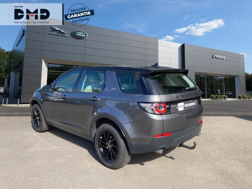 Land Rover Discovery Sport 2.0 Td4 150ch Awd Se Bva Mark I - Visuel #3