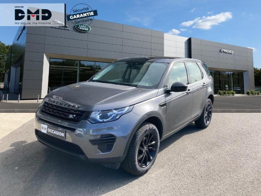 Land Rover Discovery Sport 2.0 Td4 150ch Awd Se Bva Mark I - Visuel #1