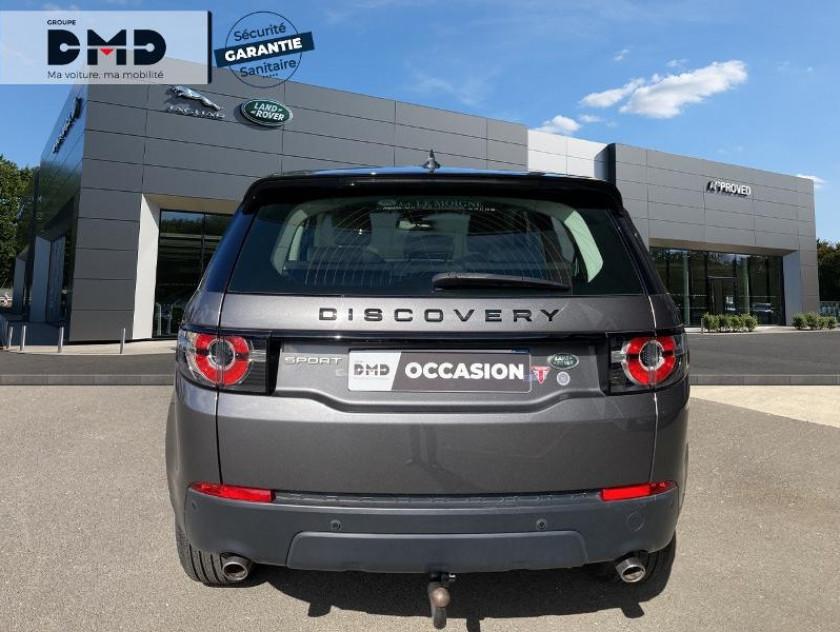 Land Rover Discovery Sport 2.0 Td4 150ch Awd Se Bva Mark I - Visuel #11