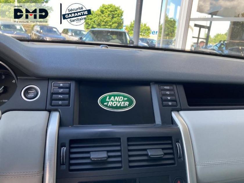Land Rover Discovery Sport 2.0 Td4 150ch Awd Se Bva Mark I - Visuel #6