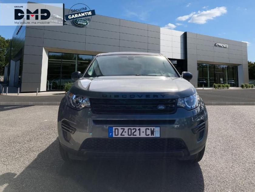 Land Rover Discovery Sport 2.0 Td4 150ch Awd Se Bva Mark I - Visuel #4