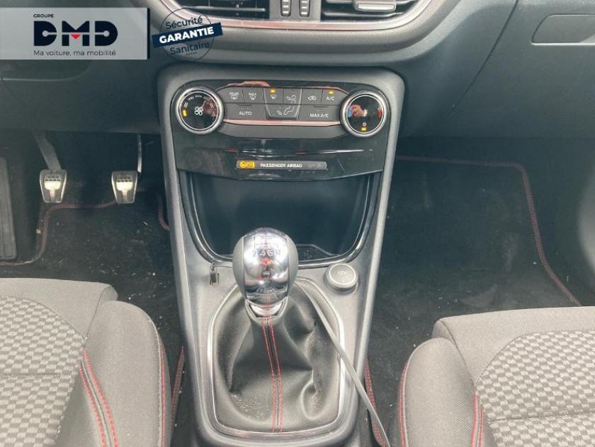 Ford Puma 1.0 Ecoboost 125ch Mhev St-line 6cv - Visuel #8