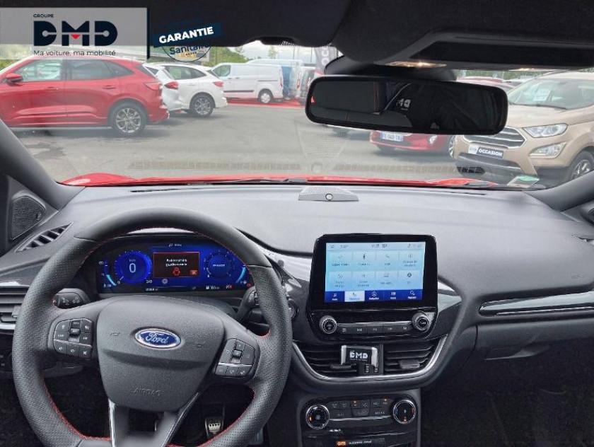 Ford Puma 1.0 Ecoboost 125ch Mhev St-line 6cv - Visuel #5