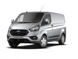 Ford Transit Custom Fourgon 280 L1h1 2.0 Ecoblue 130 Bva Trend Business 4p