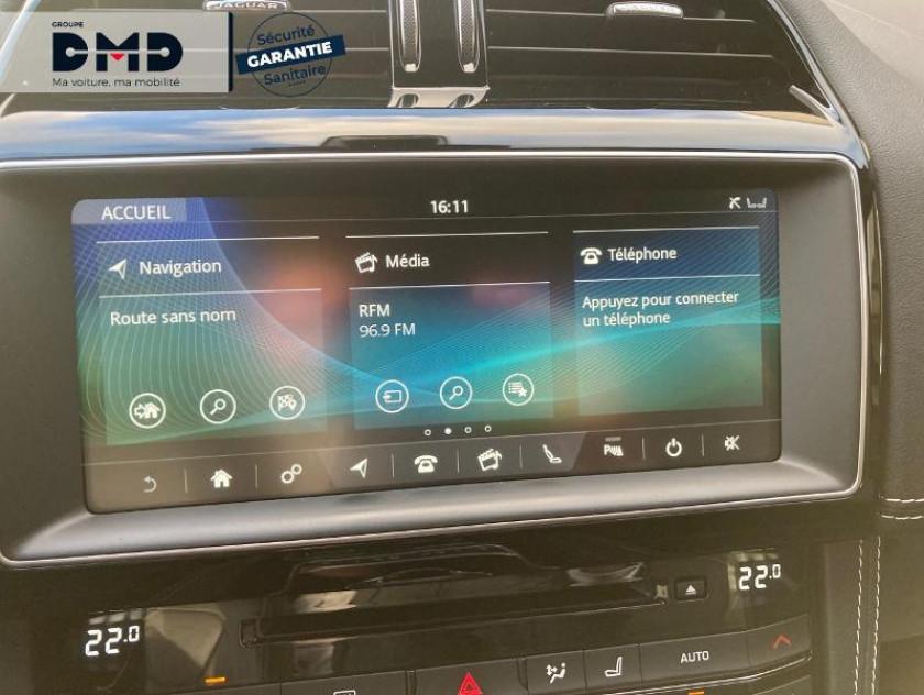 Jaguar F-pace V6 3.0d 300ch R-sport 4x4 Bva8 - Visuel #6