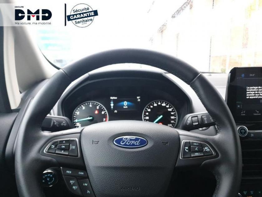 Ford Ecosport 1.0 Ecoboost 125ch Titanium Business Euro6.2 - Visuel #7