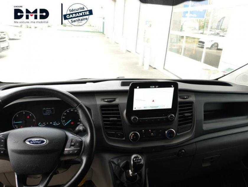Ford Transit Custom Fg 280 L1h1 2.0 Tdci 130 Trend Business 7cv - Visuel #5