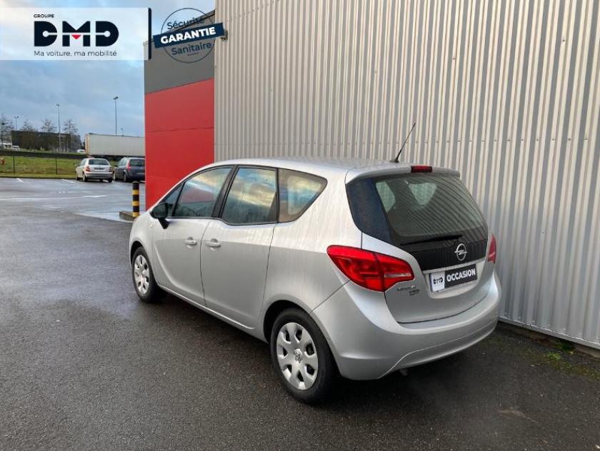 Opel Meriva 1.4 Twinport 100ch Essentia - Visuel #3