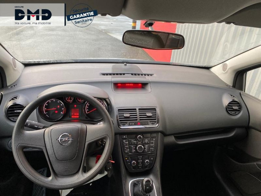 Opel Meriva 1.4 Twinport 100ch Essentia - Visuel #5