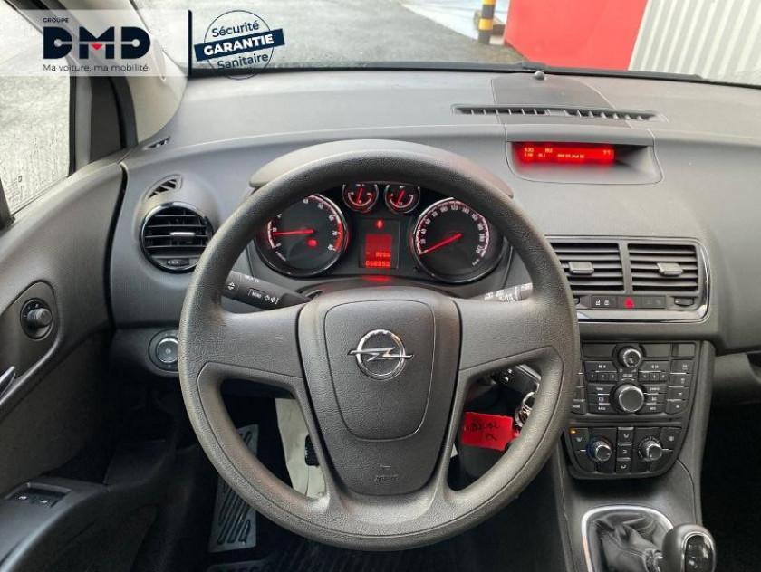 Opel Meriva 1.4 Twinport 100ch Essentia - Visuel #7