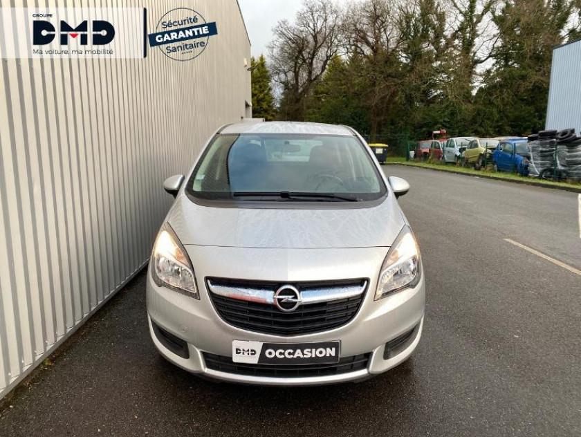 Opel Meriva 1.4 Twinport 100ch Essentia - Visuel #4