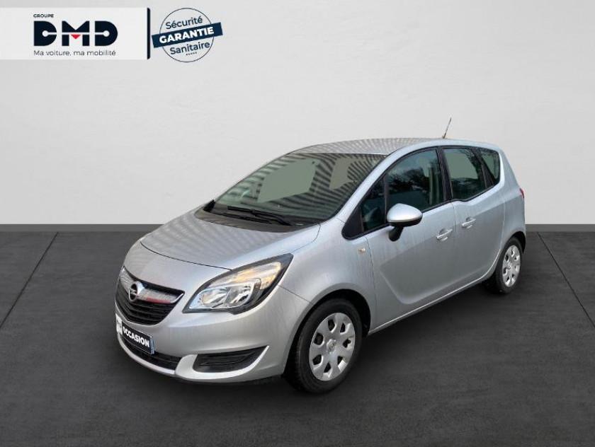 Opel Meriva 1.4 Twinport 100ch Essentia - Visuel #1