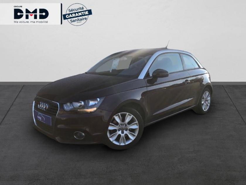 Audi A1 1.6 Tdi 105ch Fap Ambition - Visuel #1