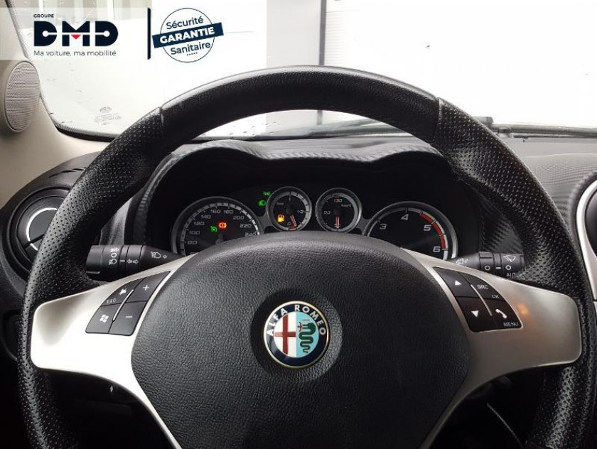 Alfa Romeo Mito 1.3 Jtdm95 Sélective Stop&start - Visuel #7