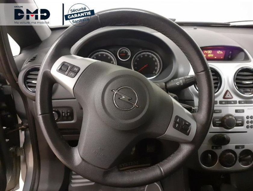 Opel Corsa 1.2 Twinport Graphite 5p - Visuel #7
