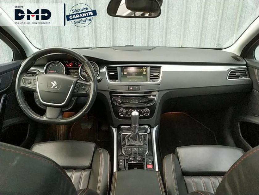 Peugeot 508 Rxh 2.0 Bluehdi 180ch Fap Eat6 - Visuel #5