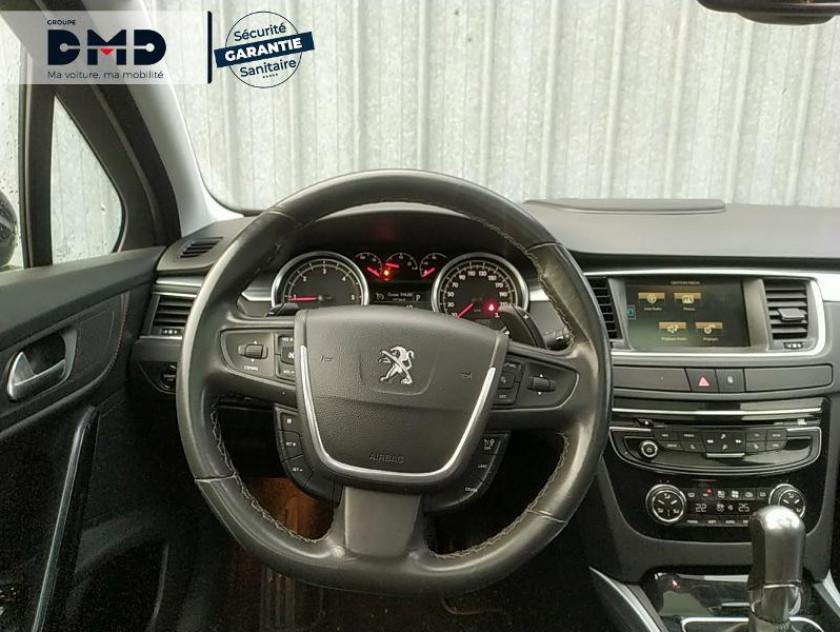 Peugeot 508 Rxh 2.0 Bluehdi 180ch Fap Eat6 - Visuel #7