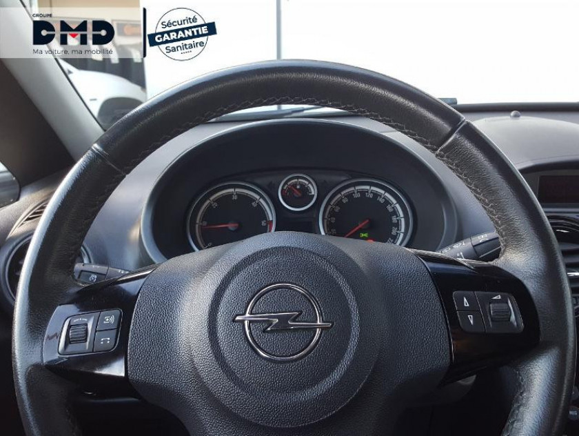 Opel Corsa 1.3 Cdti75 Fap Edition Ecof Start&stop 5p - Visuel #7