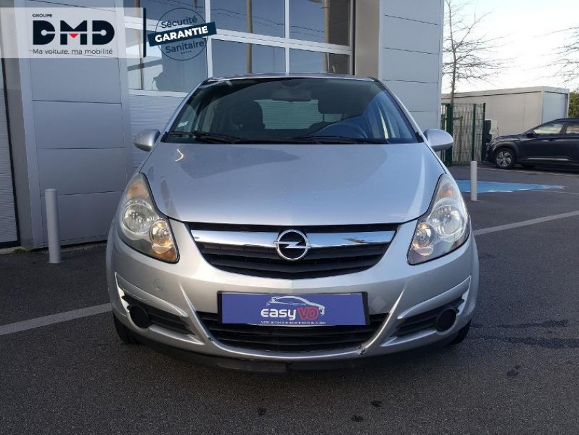 Opel Corsa 1.3 Cdti75 Fap Edition Ecof Start&stop 5p - Visuel #4